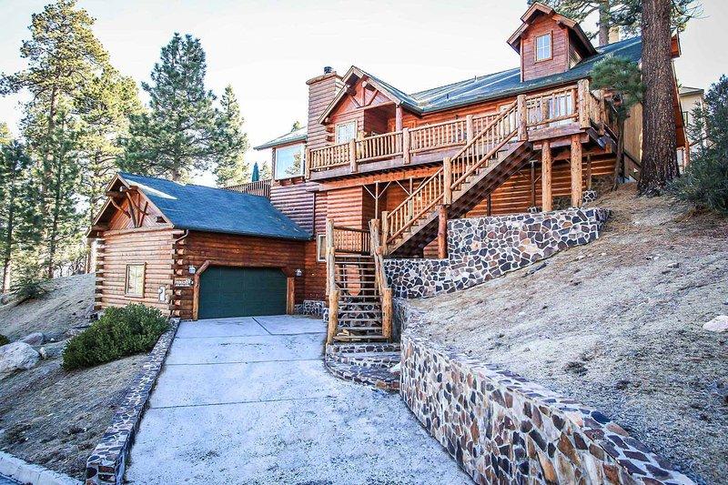1085-Alpine Lodge - 1085-Alpine Lodge - Big Bear Lake - rentals