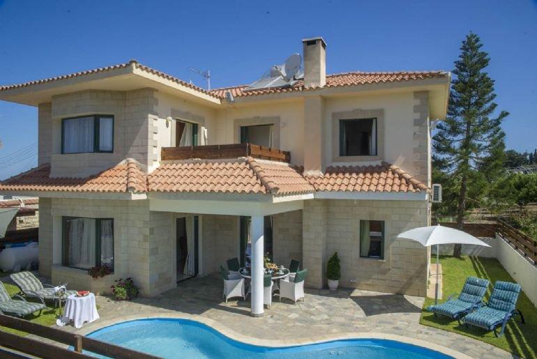 Villa Olivetta 1986 - Image 1 - Nea Dimmata - rentals