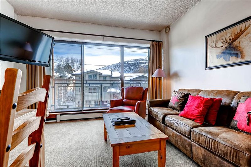EDELWEISS HAUS  113 - Image 1 - Park City - rentals