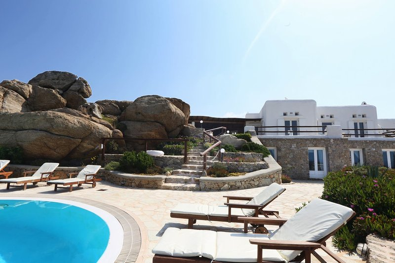 Blue Villas | Grand Paradiso | Family Friendly - Image 1 - Mykonos Town - rentals