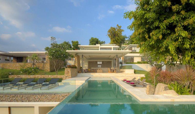 Choeng Mon Villa 4425 - 5 Beds - Koh Samui - Image 1 - Koh Samui - rentals