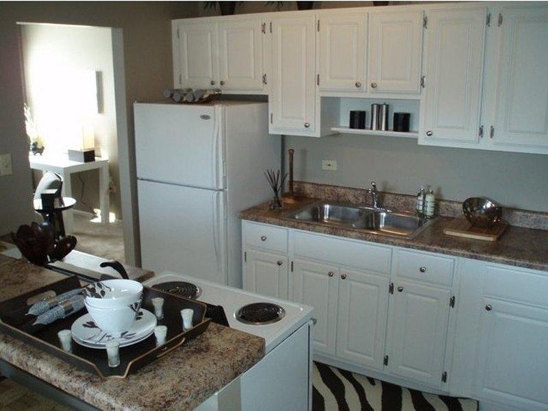 Furnished 1-Bedroom Apartment at Grand Canyon Pkwy & Grissom Ln Hoffman Estates - Image 1 - Hoffman Estates - rentals