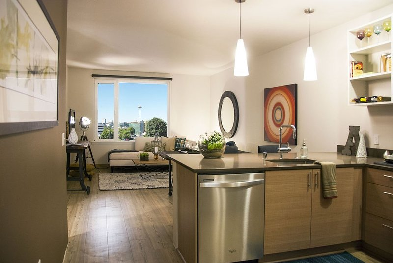 Furnished 1-Bedroom Apartment at Dexter Ave N & Valley St Seattle - Image 1 - Seattle - rentals