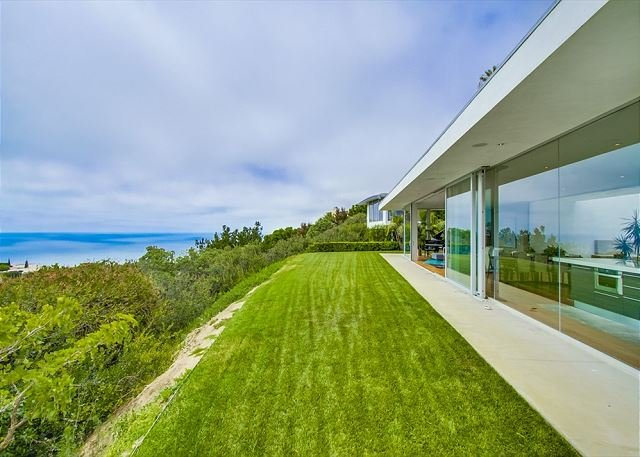 Private modern home with amazing ocean views on a quiet cut-de-sac. - Spectacular Jonathan Segal contemporary home with stunning La Jolla views! - La Jolla - rentals
