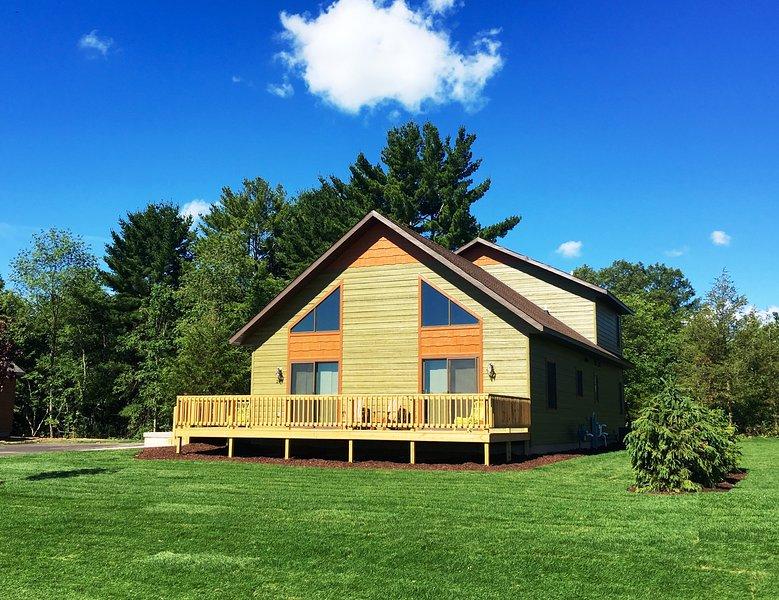 Aspen Chalet at Spring Brook Resort - Image 1 - Wisconsin Dells - rentals