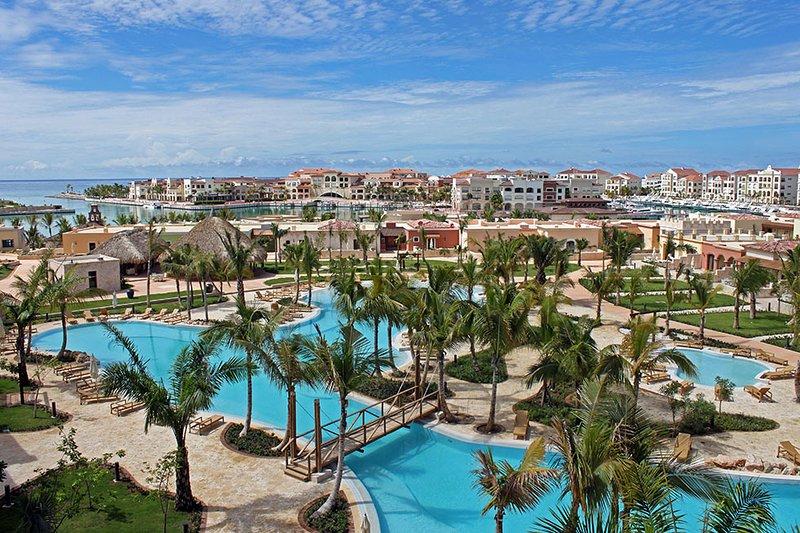 AlSol Luxury Village Diamond Three Bedrooms Suite - Image 1 - Punta Cana - rentals