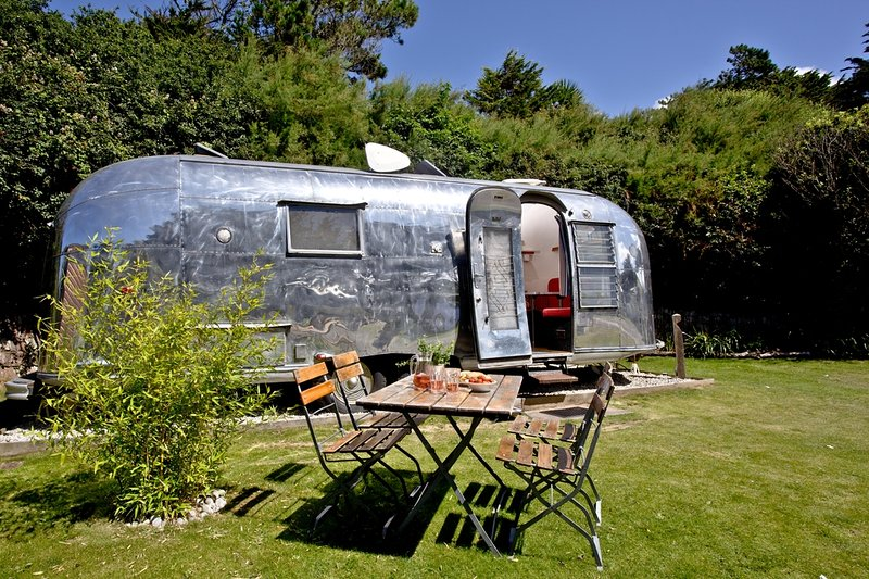 Route 66, Airstream, The Park  located in Newquay, Cornwall - Image 1 - Newquay - rentals