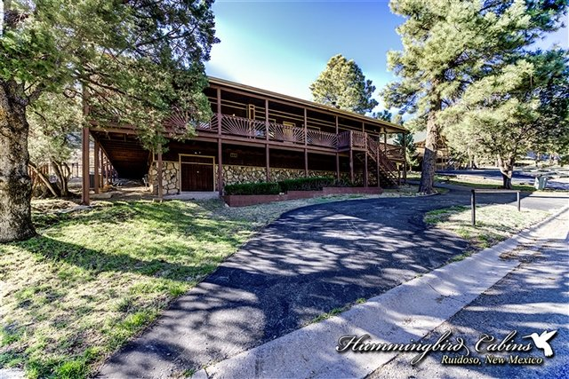 Jack Little Lodge 693 - Image 1 - Ruidoso - rentals
