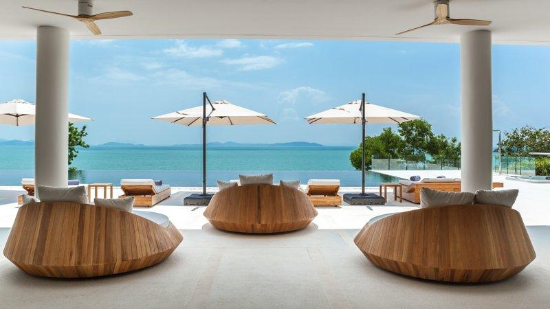 Villa Amarapura Phuket - Cape Yamu - Open Living Space - Villa Amarapura - Luxury Beachfront - Cherngtalay - rentals