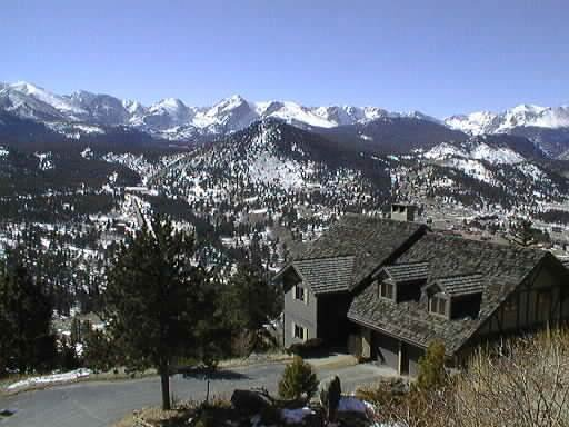 The Alleman N. at Windcliff: Long�s Pk. and Continental Divide Panoramic Views - Image 1 - Estes Park - rentals