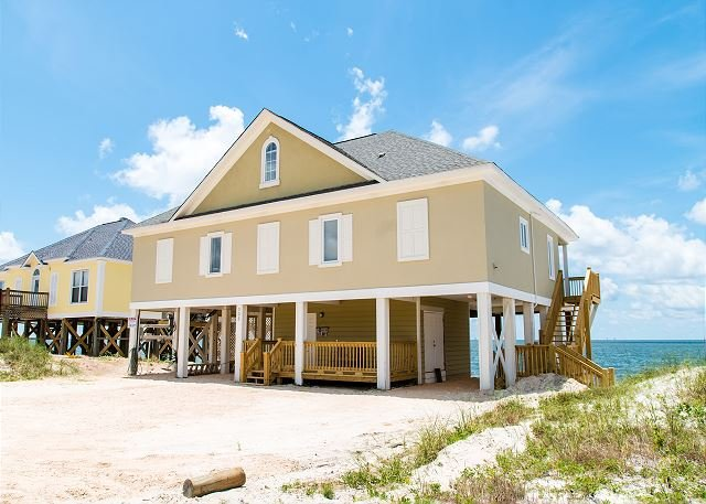 """""""Beach House"""" on Gulf of Mexico 