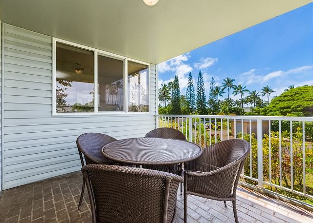The Cliffs at Princeville #3201, King Bed, Full Kitchen, Wifi & Resort Use - Image 1 - Princeville - rentals
