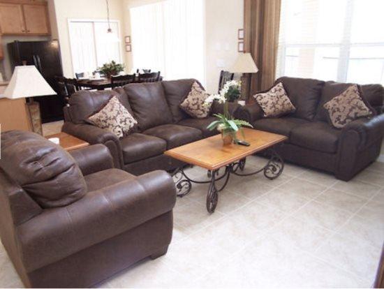 Disney Area 6 Bedroom 4 Bath Resort Pool Home. 956OCB - Image 1 - Davenport - rentals