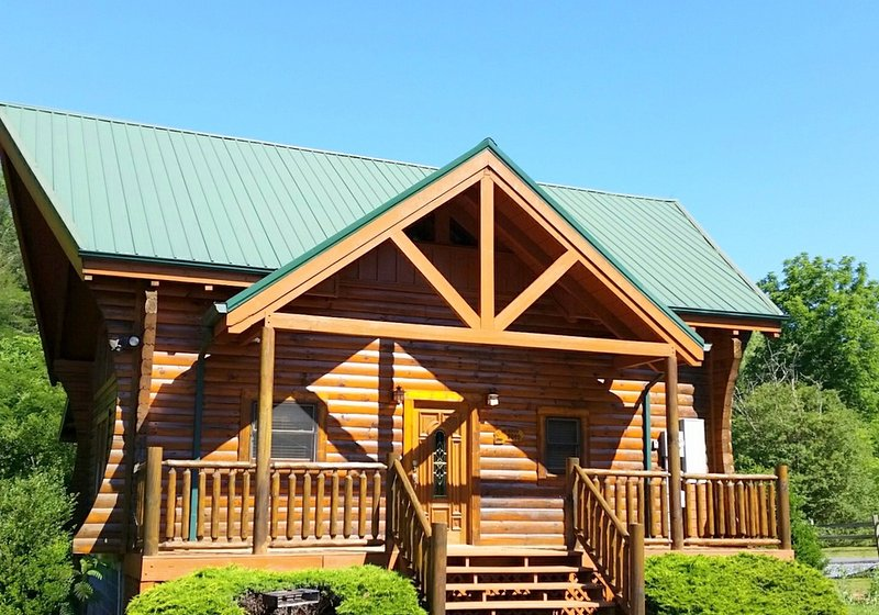 Bear Nook - Image 1 - Wears Valley - rentals