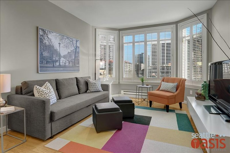 1 Bedroom Charming City Oasis - Image 1 - Seattle - rentals