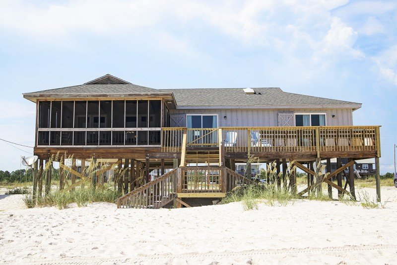 Stuck In The Sand - Stuck In The Sand - Fort Morgan - rentals