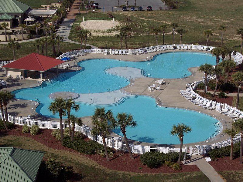 Large North Tower Pool - 4BR/3BA on Waterway ...Plan Ahead for Summer 2017 - North Myrtle Beach - rentals