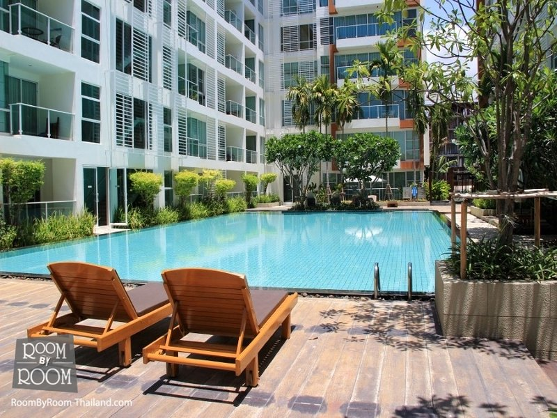 Condos for rent in Khao Takiab: C6179 - Image 1 - Nong Kae - rentals