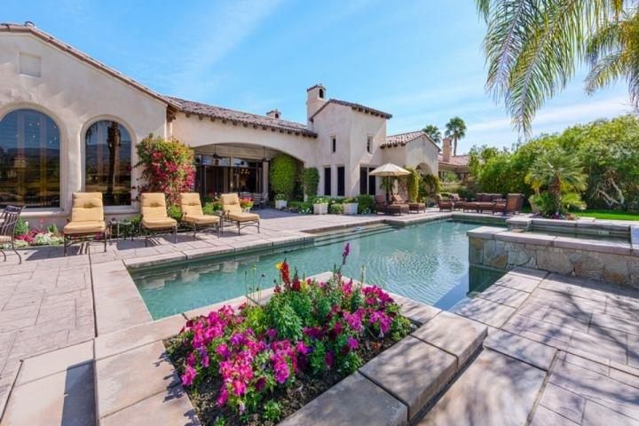 The Villa at Royal St. George PGA West Greg Norman W/Salt Water Pool and Spa - Image 1 - La Quinta - rentals