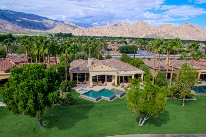 The Villa at the PGA West Summit - Infinity Pool (Sleeps 10) Free Golf Greg - Image 1 - La Quinta - rentals