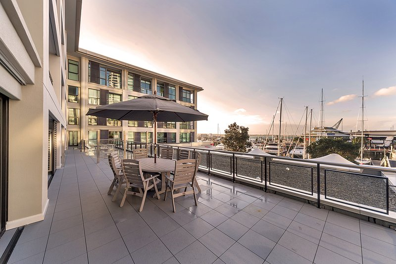 4 - Waterfront 2 BR Apartment at Prince Wharf - Image 1 - Auckland - rentals