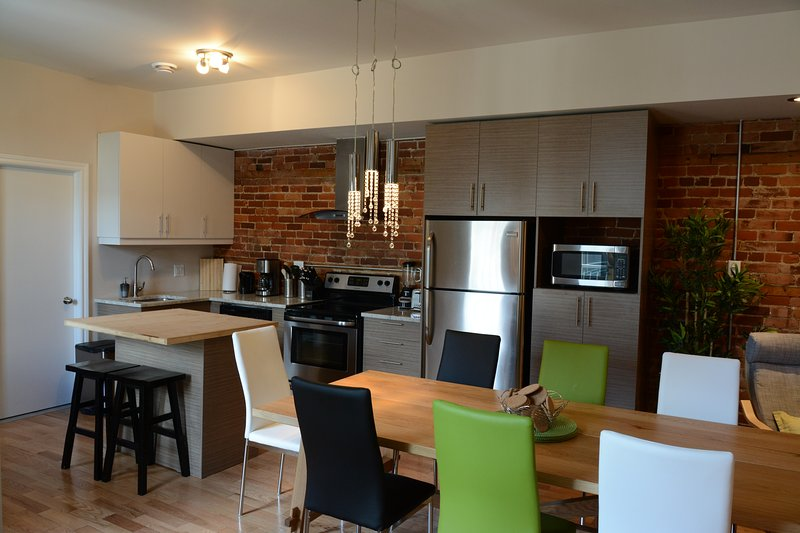 4 bed/3 bath + Terrace on Le Plateau near metro -3 - Image 1 - Montreal - rentals