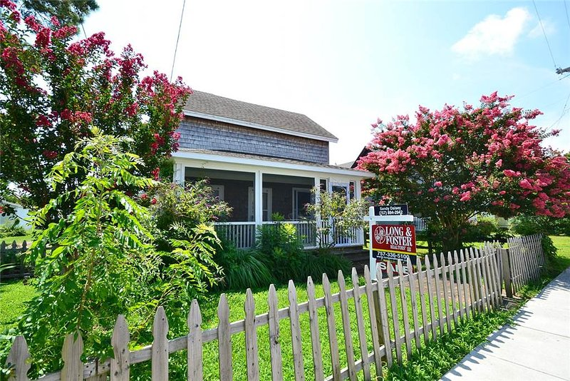 Dragonfly Cottage - Image 1 - Chincoteague Island - rentals