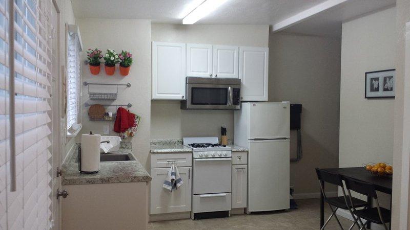 Newly Reno, Cozy 1 Bdrm-1 Bath, Most Utilities Incl. - Image 1 - San Jose - rentals