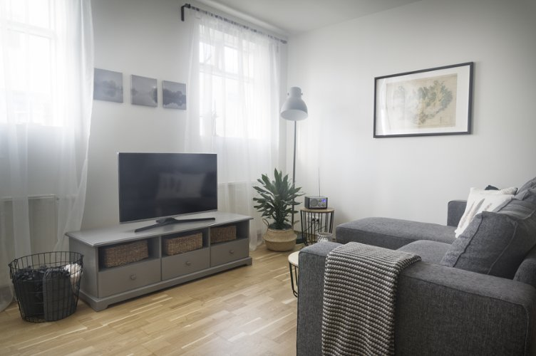 Central 1 Bedroom Apartment - Image 1 - Reykjavik - rentals