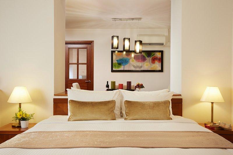 Bedroom - Village Residence Robertson Quay Studio Apt - Singapore - rentals