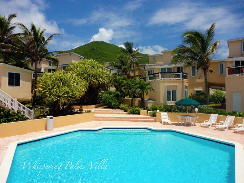 Beautiful St.Maarten Villa by the Beach - Image 1 - Philipsburg - rentals