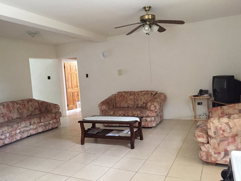 Lounge - Welches Apt 3 - Large apt close to Dover Beach - Dover - rentals