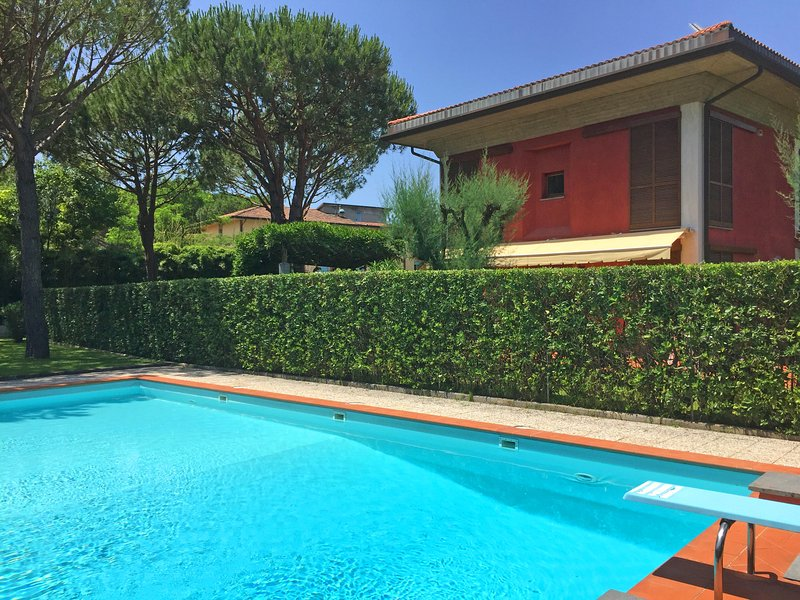 Villa Torre with pool near to beach Clubs - Image 1 - Marina Di Massa - rentals