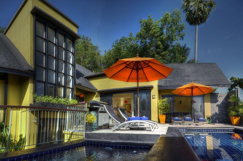 Exquisite 4 Bedroom Villa  - Exquisite Villa has Car, Mini Gym, Jacuzzi & Pool - Koh Samui - rentals