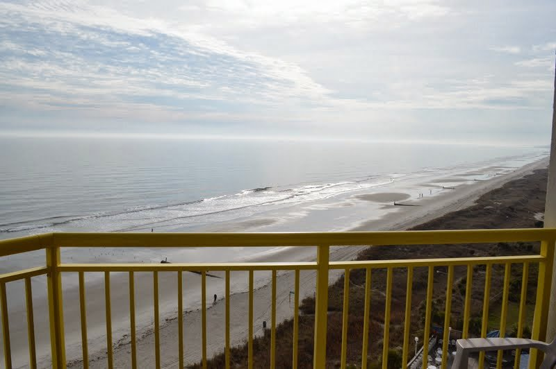 Views from the balcony - BAY WATCH Condo - GREAT Views - SAVE on 2017 Weeks - North Myrtle Beach - rentals