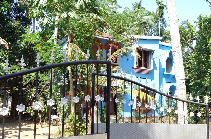 Harmonious relaxation in mother Nature's laps - Image 1 - Varkala - rentals