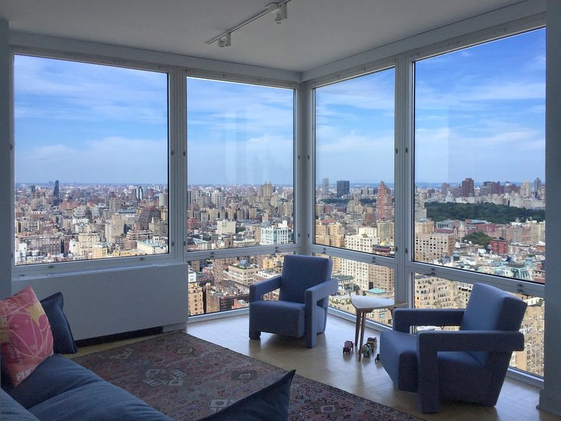 Furnished 1-Bedroom Apartment at W 70th St & Riverside Blvd New York - Image 1 - New York City - rentals