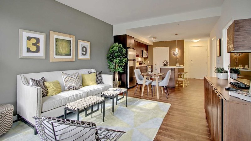 Bright and Modern Apartment With 1 Bedrooms And 1 Bathroom - Redmond - Image 1 - Redmond - rentals