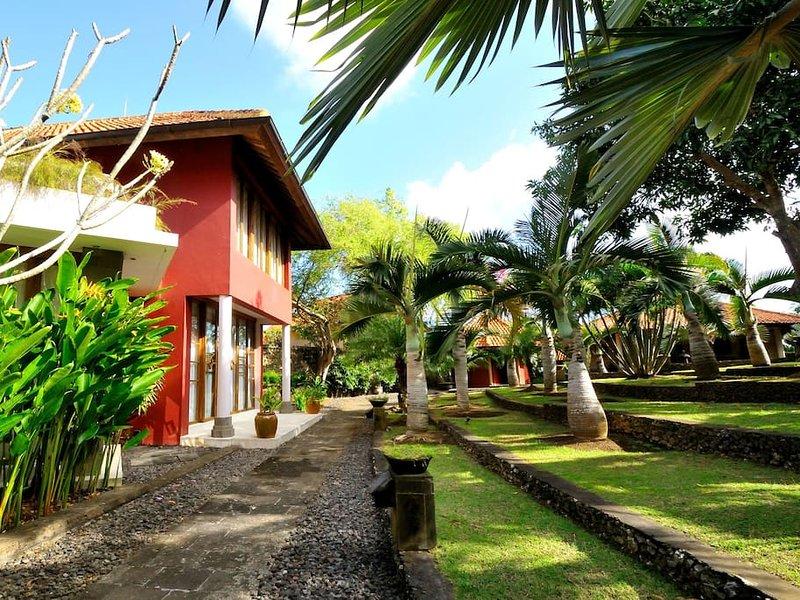 Anggrek 2BR Hillside Villa, Pecatu; - Image 1 - Pecatu - rentals