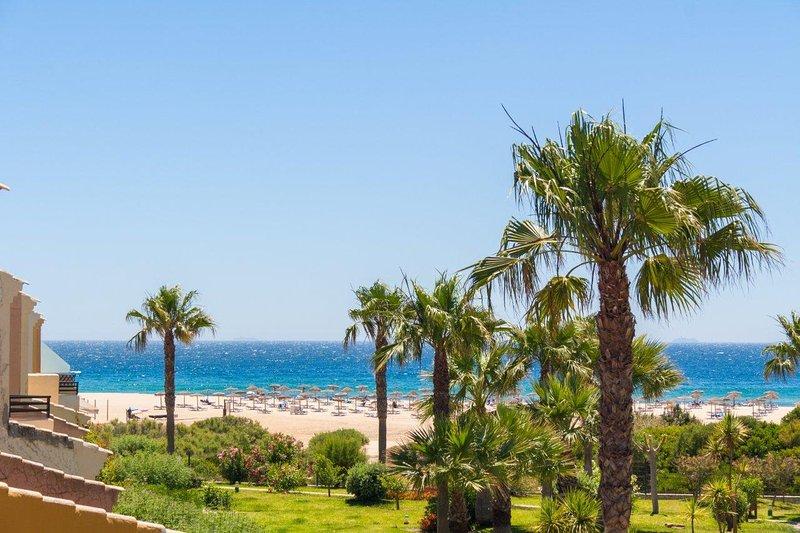 Casa Mininos- view to beach from upstairs terrace  - Spectacular Beach House, 2 minute walk to the beach - Zahara de los Atunes - rentals