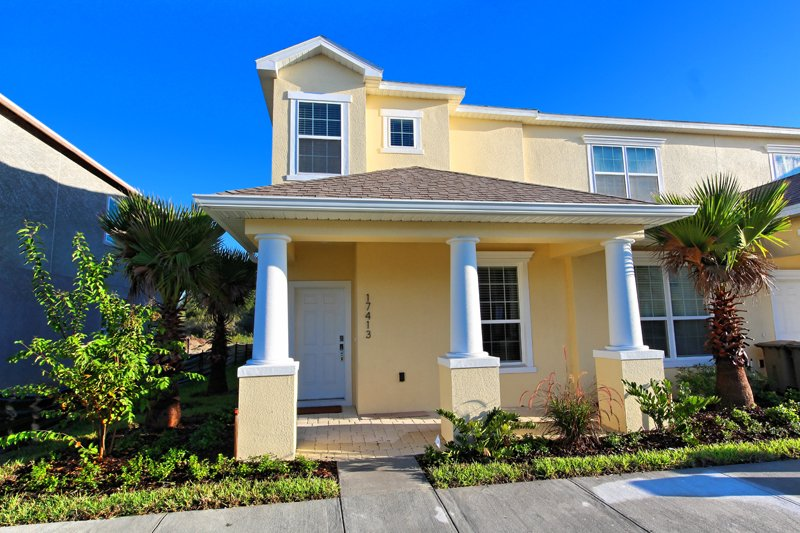 Beautiful 3 Bedroom Townome Near Disney From 115nt - Image 1 - Orlando - rentals