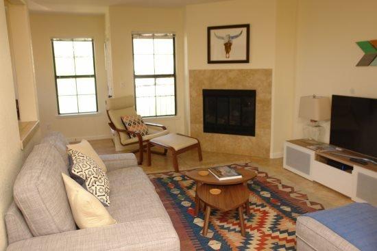 Living room - Condo 267 at Skyline Villas - Tucson - rentals