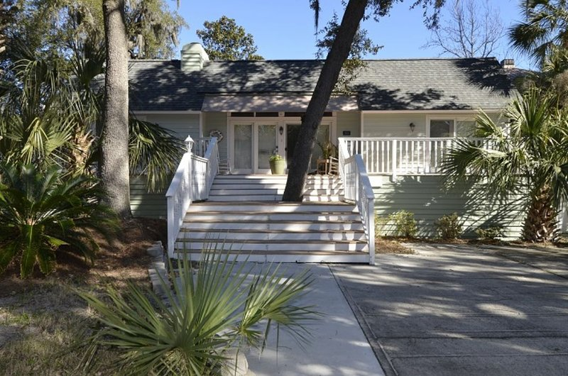 1 Osprey - Steps to the Beach, Private Pool and Hot Tub - Hilton Head - rentals