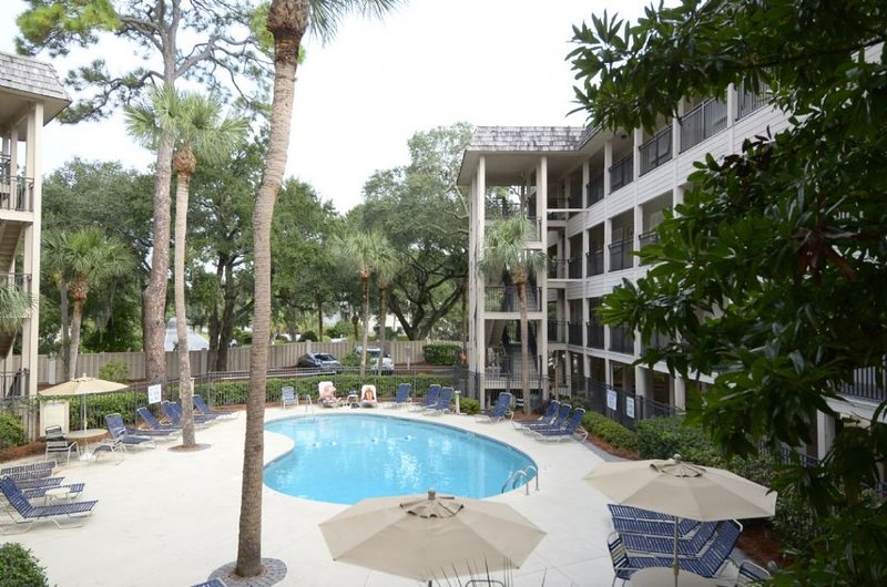 Seaside Villas Pool - Remodeled Oceanfront Villa, Private Balcony, Onsite Sundeck and Pool - Hilton Head - rentals