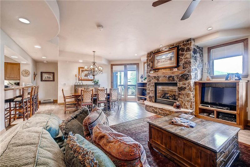 Chateau Chamonix 331 - Image 1 - Steamboat Springs - rentals