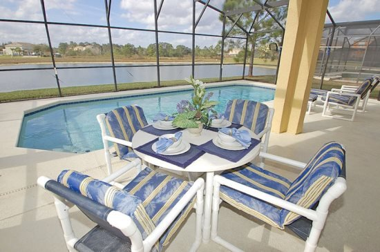 Inviting 4 Bedroom 2.5 Bath Sparkling Pool Home. 17631WW - Image 1 - Orlando - rentals