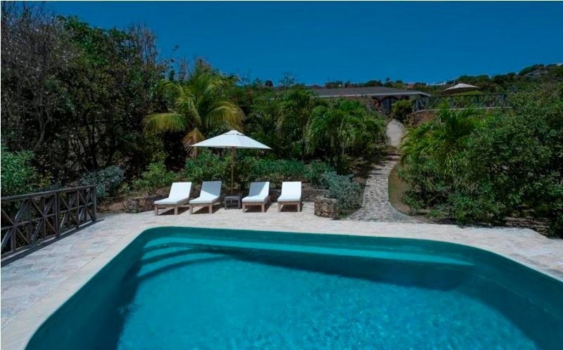 Villa Adage - KAP - Image 1 - Pointe Milou - rentals