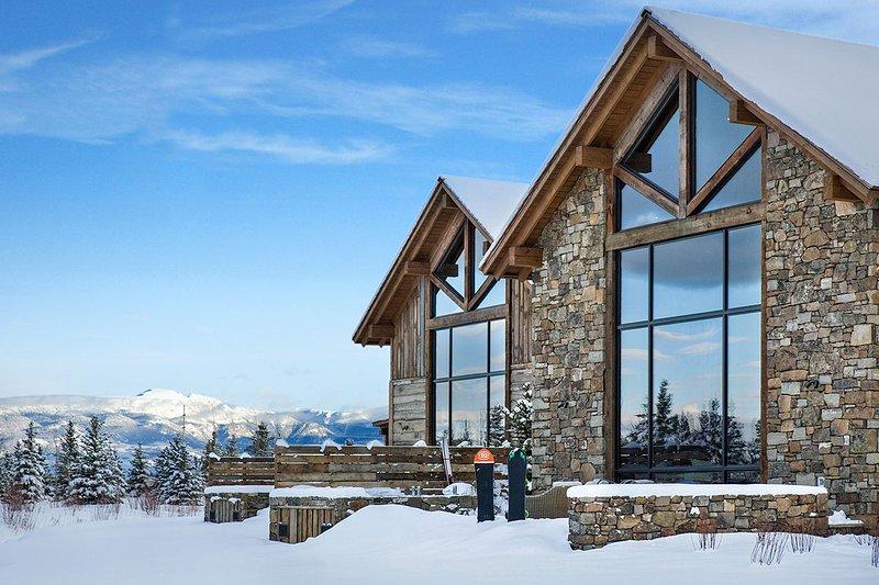 Fish Creek Lodge 8, Sleeps 10 - Image 1 - Teton Village - rentals
