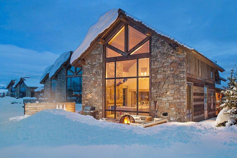 Fish Creek Lodge 4, Sleeps 10 - Image 1 - Teton Village - rentals