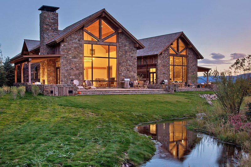 Fish Creek Lodge 2, Sleeps 10 - Image 1 - Teton Village - rentals